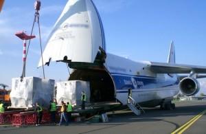 Cargo Charter Aircraft