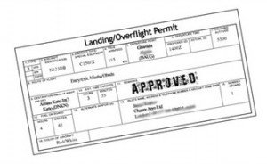 Overfly and Landing Permits