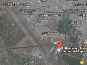 nagpur airport image