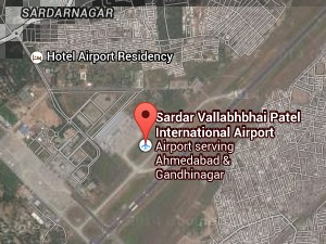 ahmedabad airport image